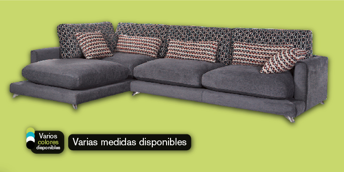 Chaiselongue fabricado en España