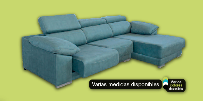 Shaiselongue de 240 o 300