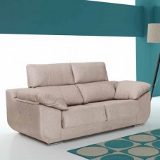 Sof s baratos muebles1click for Sofas reclinables economicos