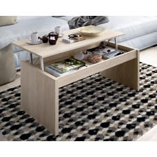 Mesa de centro elevable Side natural