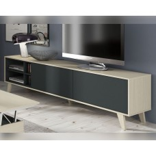 Bajo TV 180 Nordic Grey