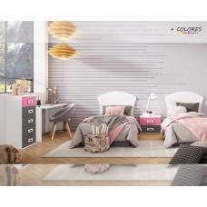 Dormitorio juvenil IRON 9