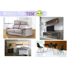 Lote Muebles Piso
