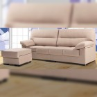 Chaiselongue reversible Moretti