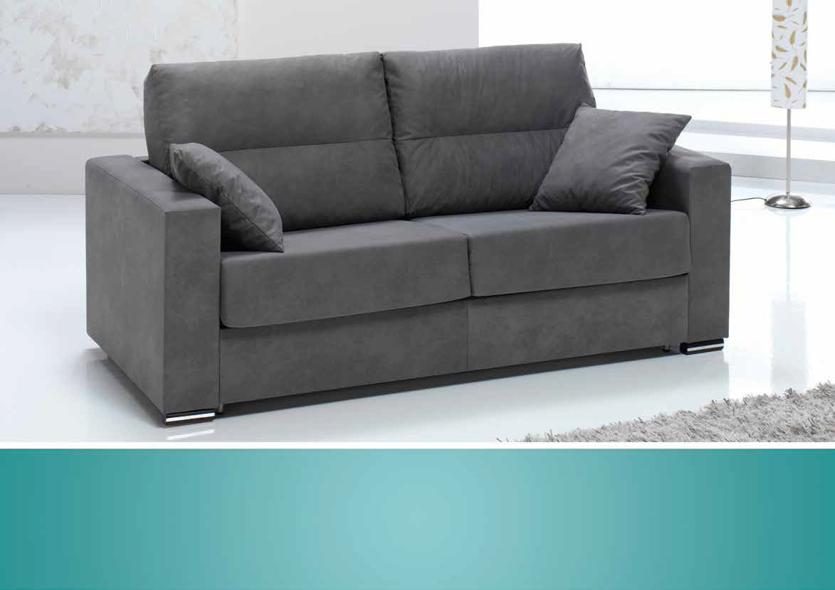 Comprar sofa cama barato madrid for Sofas 2 plazas baratos madrid