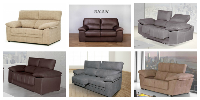Comprar sofa en internet for Muebles baratos internet
