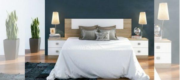 dormitorio matrimonio barato desde 89€